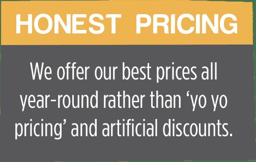 Sopha Honest Pricing