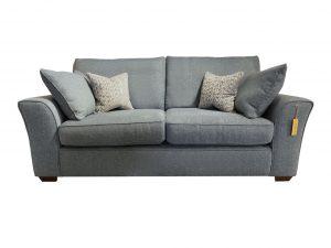 Flapjack Large Sofa in Mateo Teal