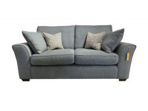 Flapjack Medium Sofa in Mateo Teal
