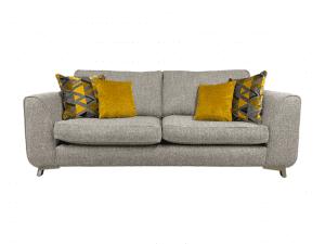 Custard Tart Extra Large Sofa
