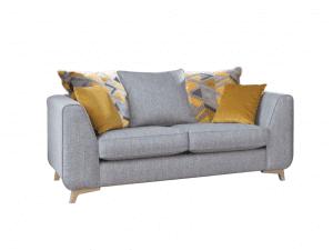 Custard Tart Small Pillow Back Sofa