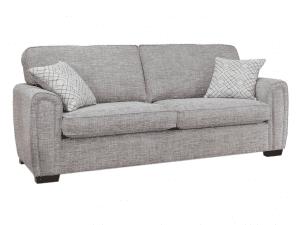 Galaxy 4 seater standard back sofa