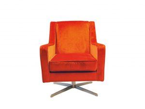 Tiramisu Swivel Accent Chair Sopha