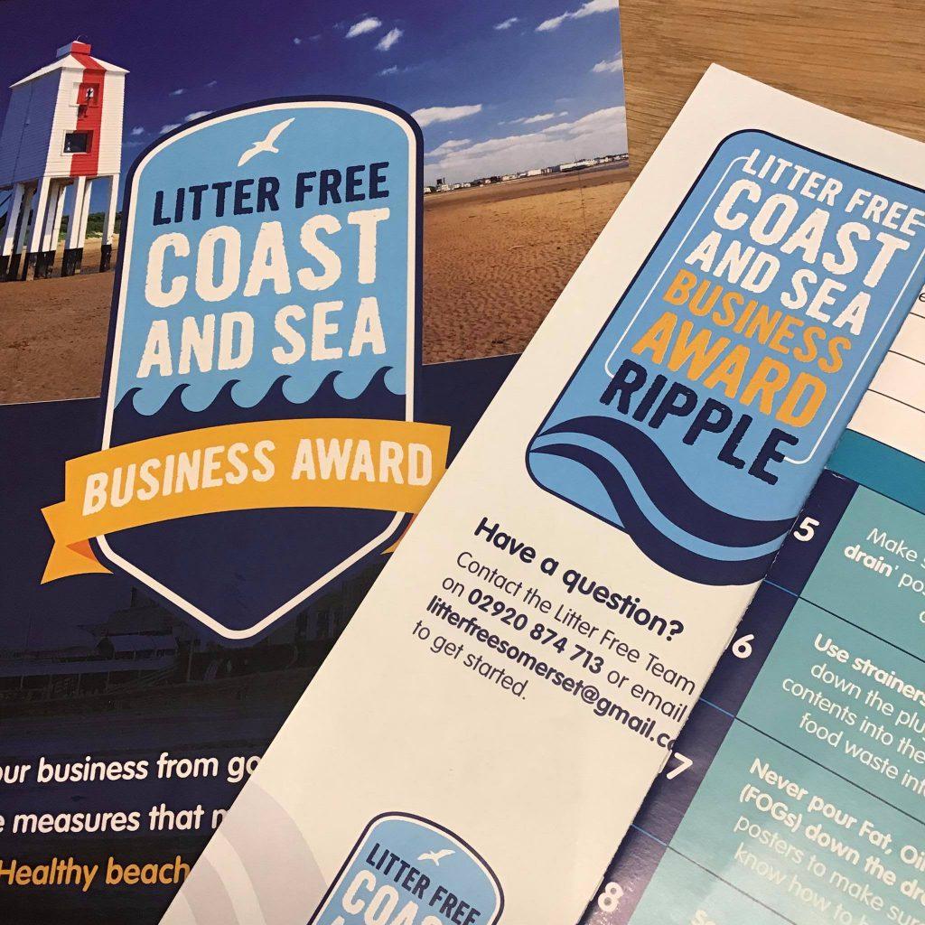 Litter Free Coast Award