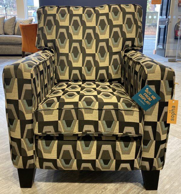 Clearance Apple Crumble Chair