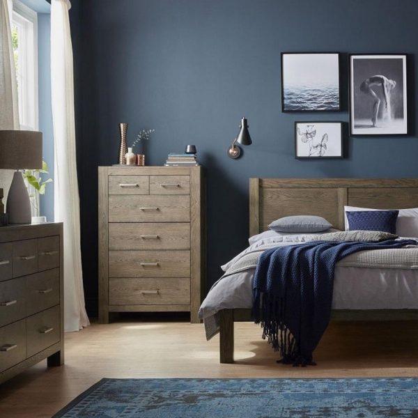 Avocado Bedroom Dark Oak bedroom Range