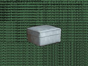 Mint Choc Chip Footstool