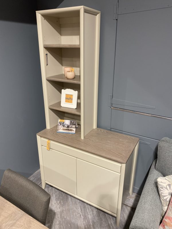 Sideboard with display