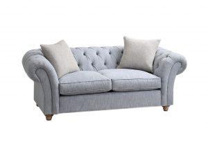 Popcorn Medium Chesterfield Sofa