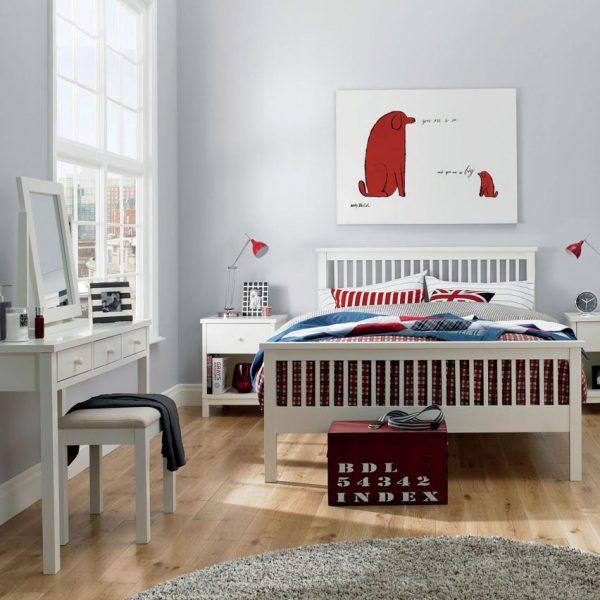 Thyme Bedroom Vanilla bedroom Range