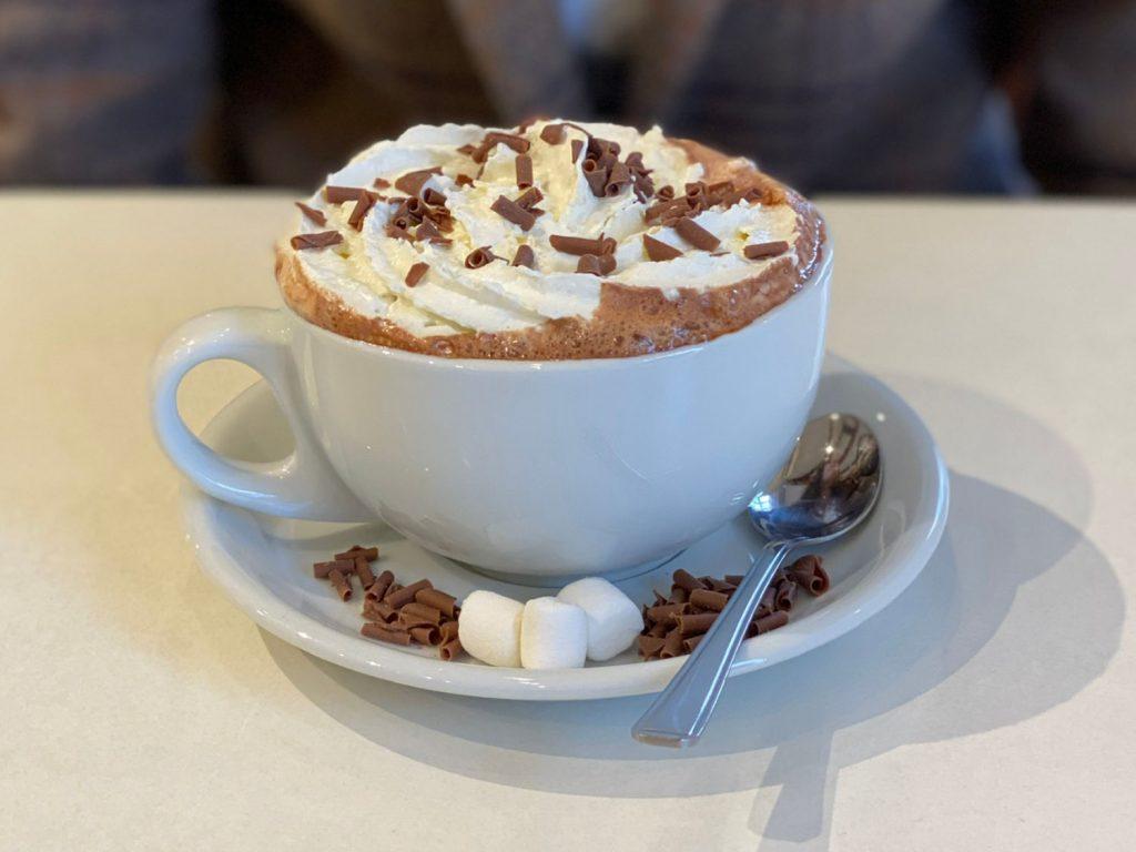 Sopha Cafe Hot Drinks