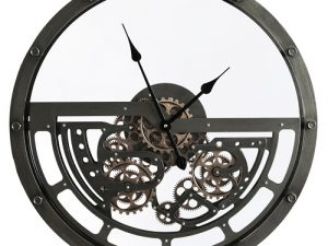 Zero Cog wall clock