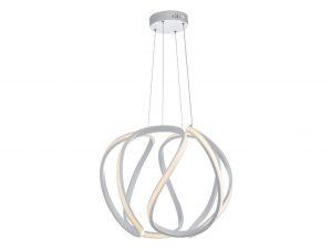Apollo Large White LED Pendant