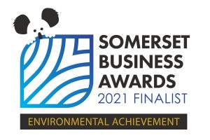 Sopha Somerset Business Awards 2021 Environmental Achievement Finalist