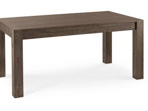 Sopha Avocado dark oak medium end extension dining table
