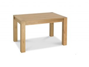 Sopha Avocado light oak small end extension dining table
