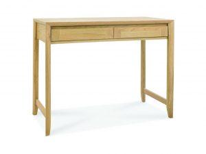 Sopha nutmeg oak desk