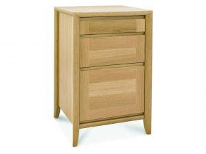 Sopha nutmeg oak filing cabinet
