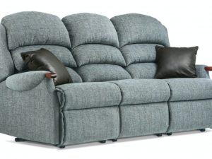 Malham 3 seater fixed sofa