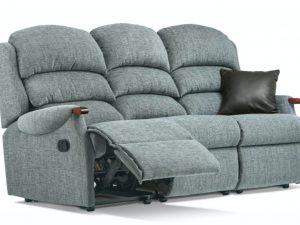 Malham 3 seater recliner sofa