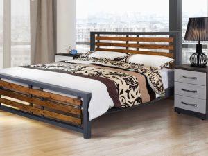 Sopha Naples Alto Low End Bed Frame