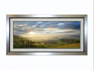 Sopha Serenity Framed Art Print