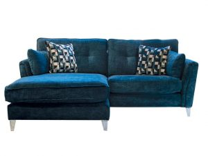 Sopha Tiffin 4 Four Seater Chaise Corner Extra Large Grand Sofa