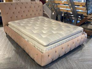 Sopha Somnus Hardwick King Size Mattress and Chelsea Bed Frame