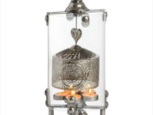 Filigree Love Lamp W19 D19 H38 Weight 1.60kg