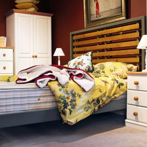 Cinnamon Bedroom Range Sopha