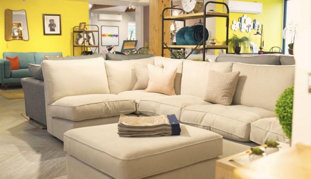 Marshmallow Modular Corner Sofa