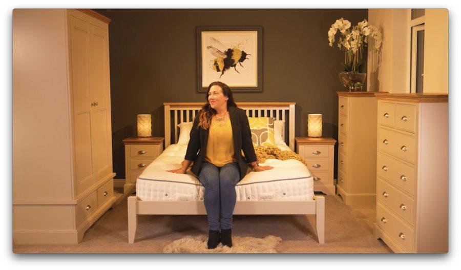 Sopha Bedroom Furniture Display